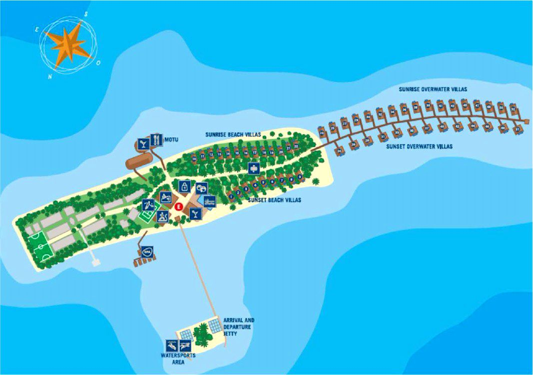 妃诺岛|翡诺岛--clubmed finolhu villas