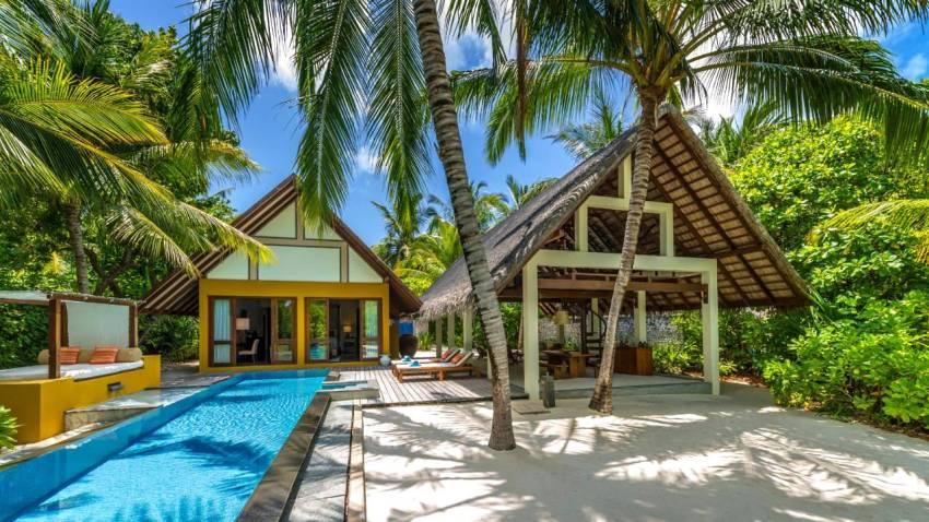 Beach Villa with Pool--带泳池的海滩别墅房型图片0